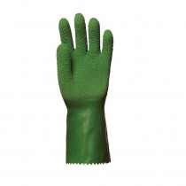 Gants de manutention 32cm Eurotechnique enduits latex 3815 (lot de ...