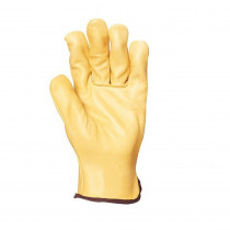 Gants de manutention cuir Eurotechnique 2230 (lot de 10 paires de g...