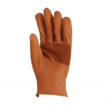 Gants de protection en cuir renfort paume Eurotechnique 2270 (lot d...