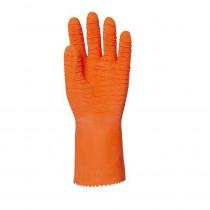 Gants de protection antidérapant en latex crêpé Eurotechnique 3820 ...