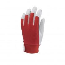 Gants de protection Eurotechnique Maîtrise bicolore (lot de 12)