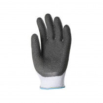 Gants de manutention enduit latex Eurotechnique 3855 (lot de 10 pai...
