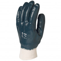 Gants de manutention enduit nitrile Eurotechnique 9450 (lot de 10 p...
