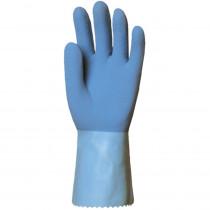 Gants de protection latex Eurotechnique 5220 (lot de 12)