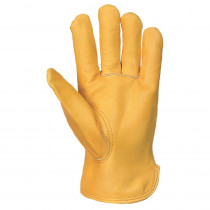 Gants Cuir Bovin Portwest Driver Classic - Paume