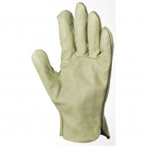 Gants de travail cuir hydrofuge oléofuge Eurotechnique 2420 (lot de...