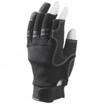 Gants mitaines Eurotechnique Mechanical 3 doigts ouverts (Lot de 12)
