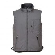 Gilet sans manches Portwest RS Reversible Gris