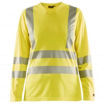 T-shirt haute visibilité anti UV femme Blaklader