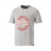 T-shirt de travail Dickies Lowell 100% coton
