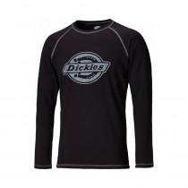 T-shirt de travail manches longues Dickies Atwood Noir