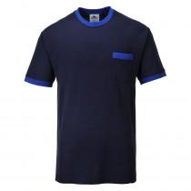 Tee Shirt de travail Portwest CONTRAST TEXO