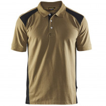 Polo Blaklader maille piqué Homme