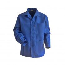 Veste de travail 100% Coton bleu bugatti PLANTOIR LMA
