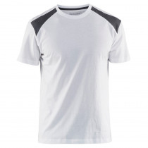 T-shirt Blaklader bicolore