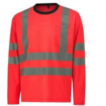 T-shirt haute visibilité manches longues KENILWORTH LS Helly Hansen