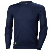 T-shirt technique manches longues Helly Hansen LIFA CREWNECK