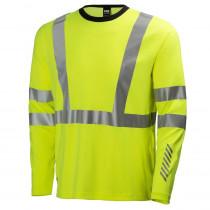 Tee shirt haute visibilité Manches Longues Helly Hansen ESBJERB CRE...