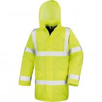 Manteau de travail hiver haute visibilité EN471 Result