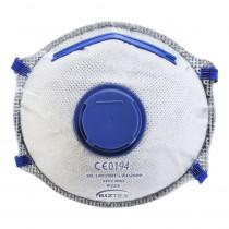 Masque respiratoire à valve charbon actif Portwest FFP2 NR D DOLOMI...