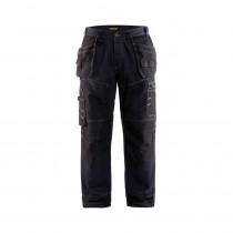 Pantalon de travail Blaklader X1500 cordura denim