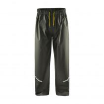 Pantalon de pluie Blaklader avec bandes réflechissantes
