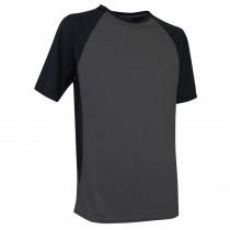 T-shirt bicolore respirant LMA Pilote