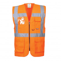Gilet Haute Visibilité Executive-Berlin Portwest