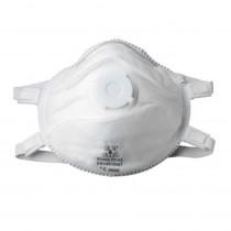 Masque respiratoire coque avec valve Sup Air FFP3 NR SL (lot de 5 m...
