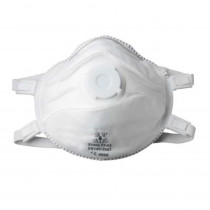 Masque respiratoire coque avec valve Sup Air FFP3 NR SL