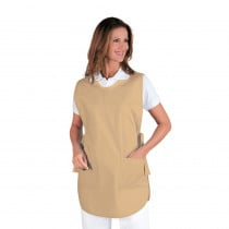 Chasuble service femme Isacco Poncho Biscuit
