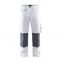 Pantalon travail peintre tissu 1210 Blaklader 100% coton Face