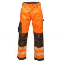 Pantalon de travail haute visibilité Regatta Professional TACTICAL ...