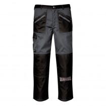 Pantalon de travail multipoches Portwest Chrome