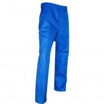 Pantalon de travail 100% Coton LMA Clou bleu