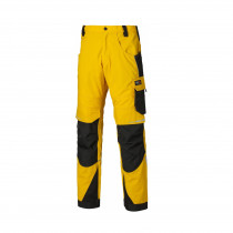 Pantalon de travail Dickies Pro Trousers jaune