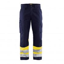Pantalon haute visibilité multipoche Blaklader classe 1