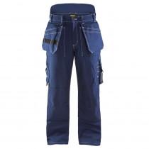 Pantalon artisan doublé hiver Blaklader 100% coton croisé