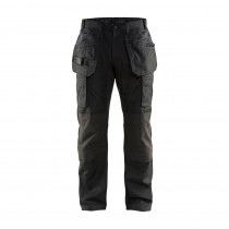 Pantalon de services stretch Blaklader polycoton 166g/m² Avant