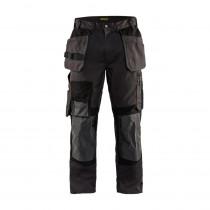 Pantalon de travail artisan Blaklader + STRETCH