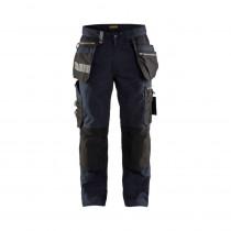 Pantalon de travail poches flottantes artisan Blaklader STRETCH