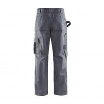 Pantalon de travail artisan tissu 1860 Blaklader Gris