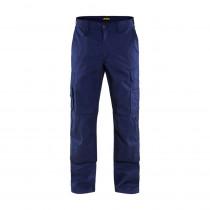 Pantalon de travail polycoton Blaklader cargo poches genouillères