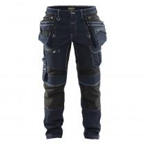 Pantalon de travail artisan Blaklader X1900 stretch