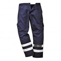 Pantalon Iona de sécurité Portwest marine