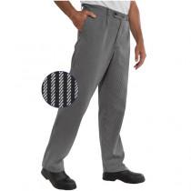 Pantalon de cuisine homme Isacco Roller 100% coton