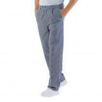 Pantalon de cuisine Isacco Cuoco 100% coton motif