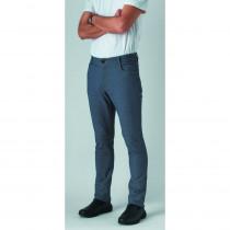 Pantalon de cuisine jean stretch Robur Austin 100% coton