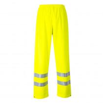 Pantalon de pluie haute visibilité Multirisques Portwest Sealtex