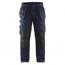 Pantalon de travail Blaklader Services Riptstop avec poches flottantes